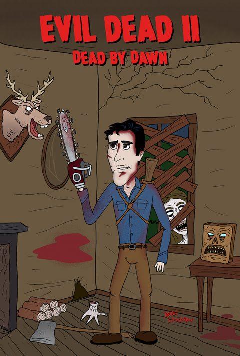 EVIL DEAD II Dead by Dawn