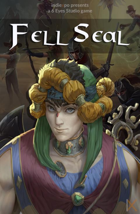Fell Seal: Arbiter's Mark – Poster 3