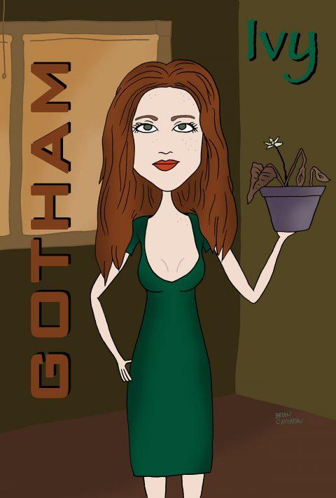 GOTHAM • Ivy