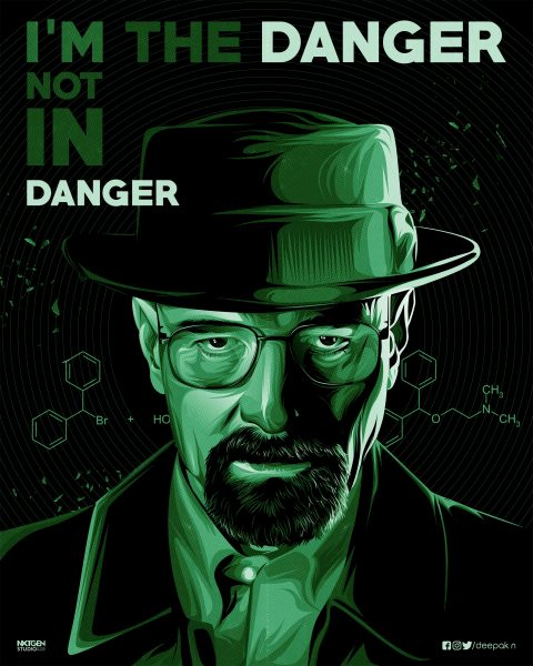 Heisenberg-Breaking Bad