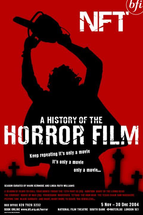 BFI Horror Film Season Poster
