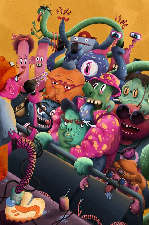 Monster Gig