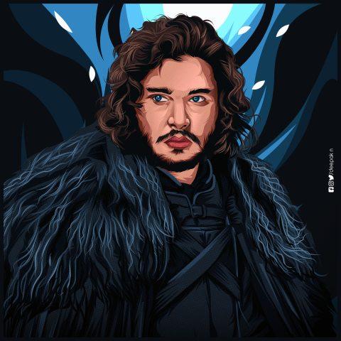 Jon Snow-Game of Thrones