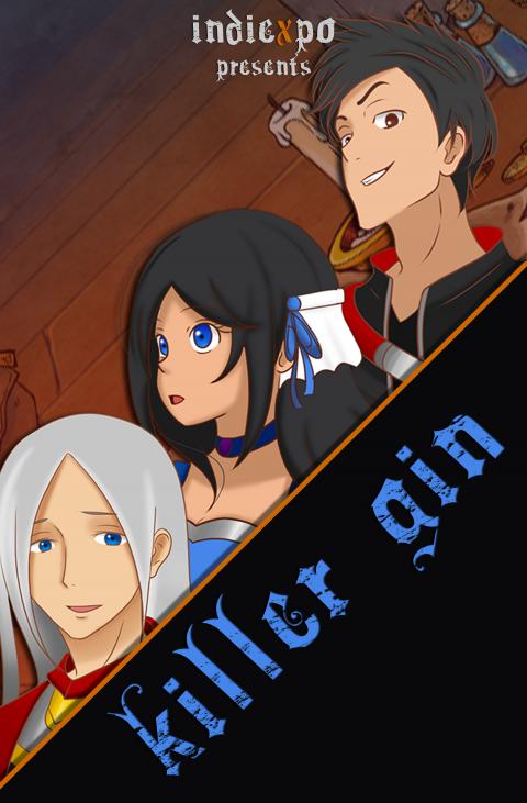 Killer Gin – Poster 5