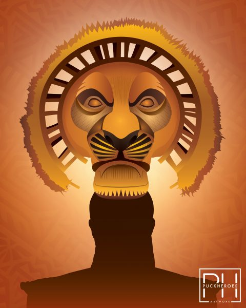 The Lion King Broadway Musical: Mufasa