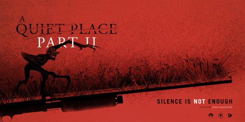 A Quiet Place Part 2 (variant/companion piece)
