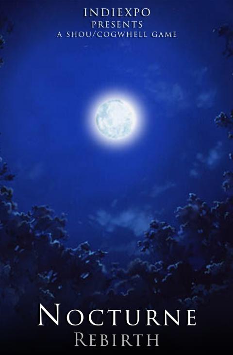 Nocturne: Rebirth (月夜に響くノクターン Rebirth) – Poster 4
