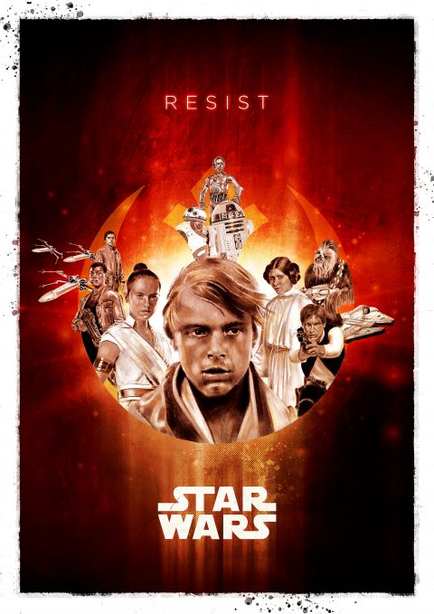 Star Wars – Resist
