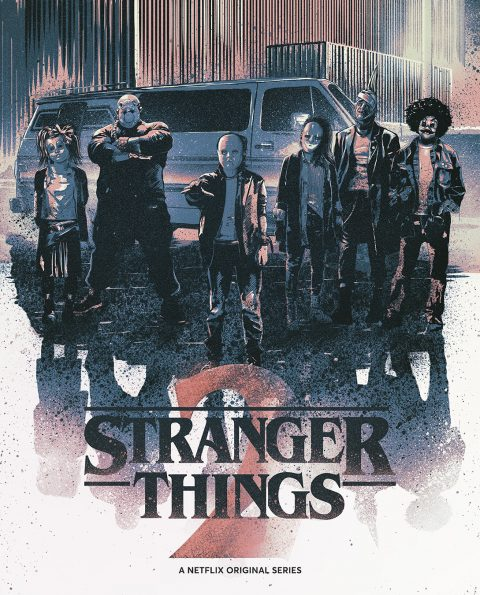 Stranger Things – The Outcasts