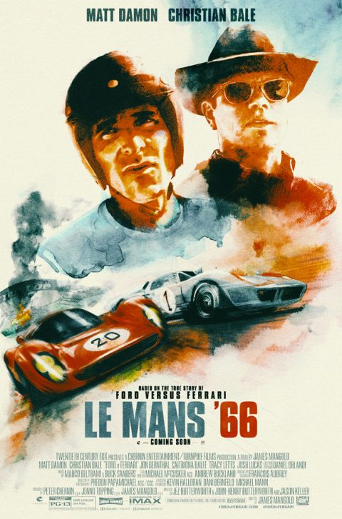 Le Mans 66 – Ford vs Ferrari