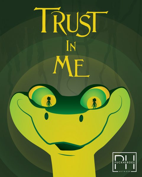 """The Jungle Book """"Trust In Me"""""""