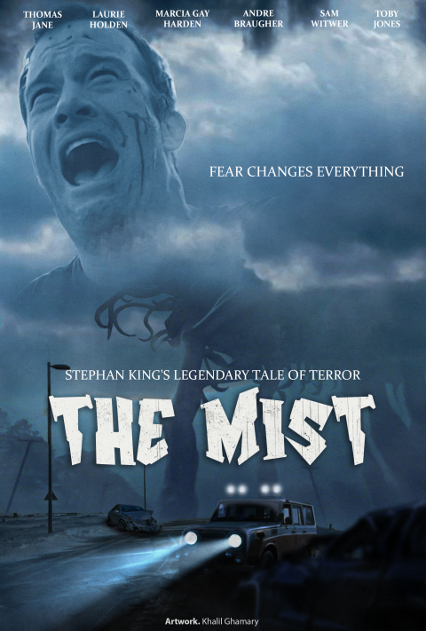 THE MIST – MOVIE POSTER (FANART)