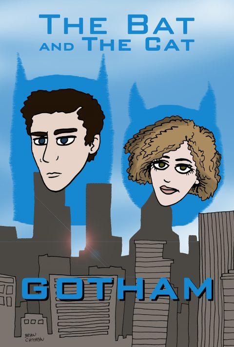 GOTHAM • The Bat and the Cat