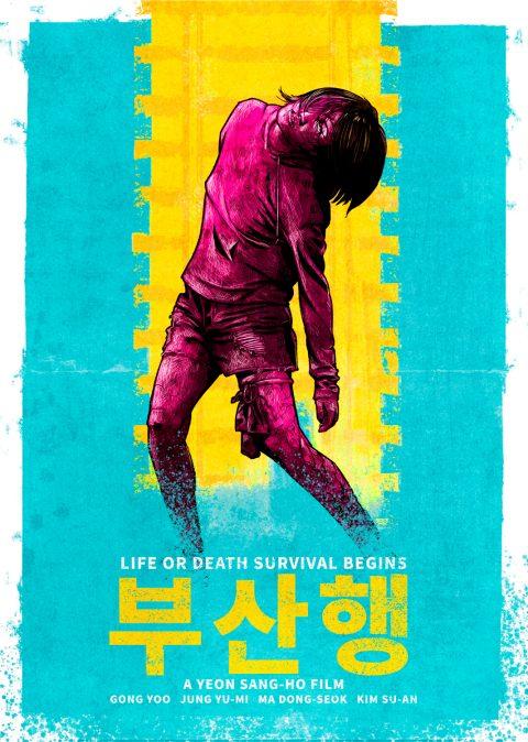 Train to Busan Alternative Movie Poster