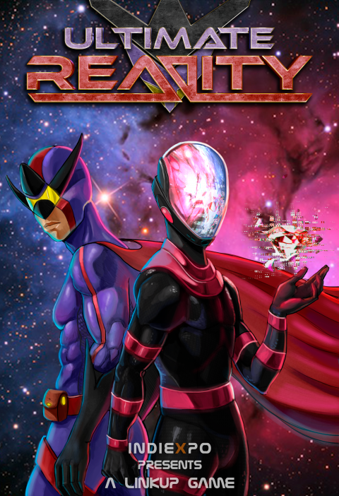 Ultimate Reality – Poster 3