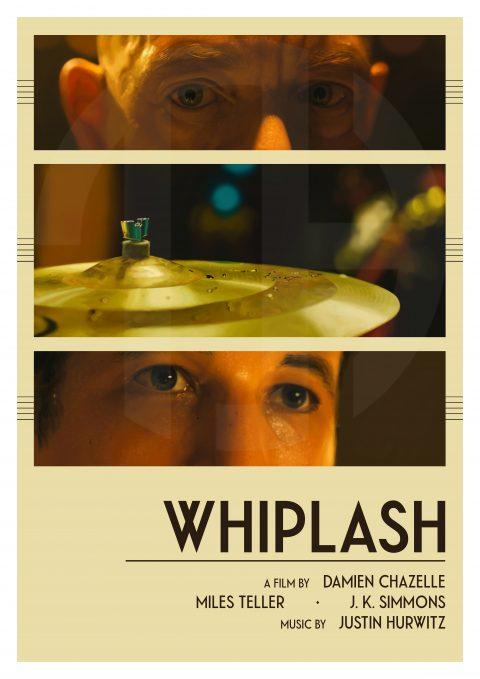 Whiplash – Poster 2