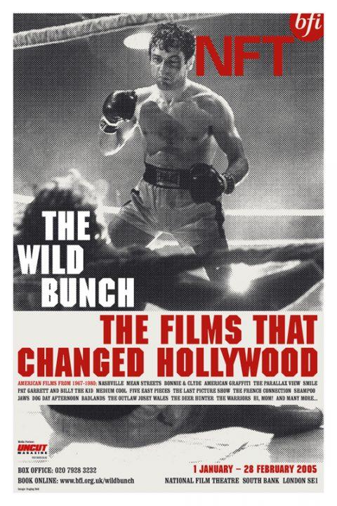 BFI The Wild Bunch Film Season Poster