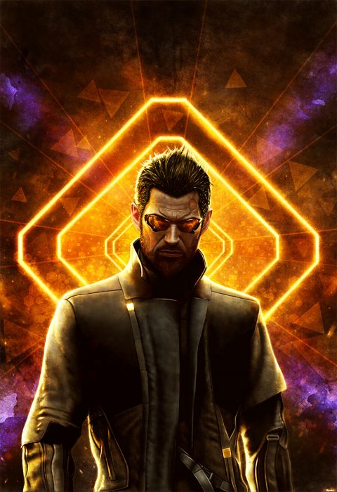 Deus Ex – Adam Jensen