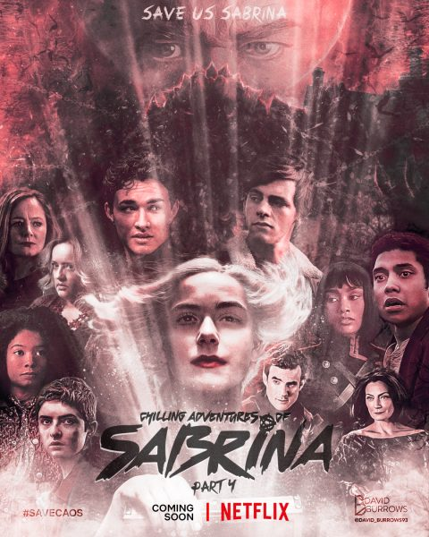 Chilling Adventures of Sabrina Netflix Poster