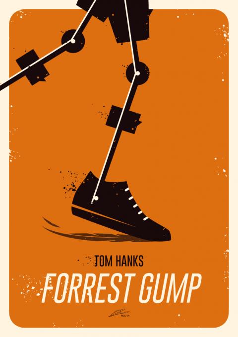 FORREST GUMP Poster Art