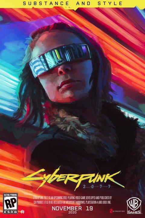 Welcome to Night-City | Cyberpunk 2077