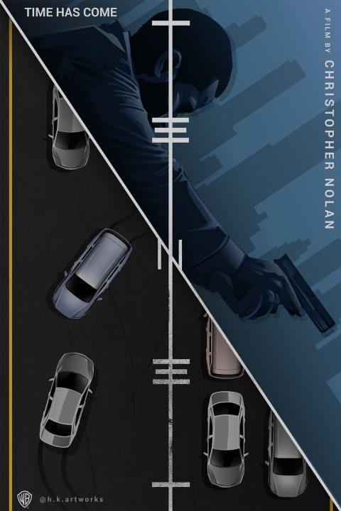 Tenet Poster v1