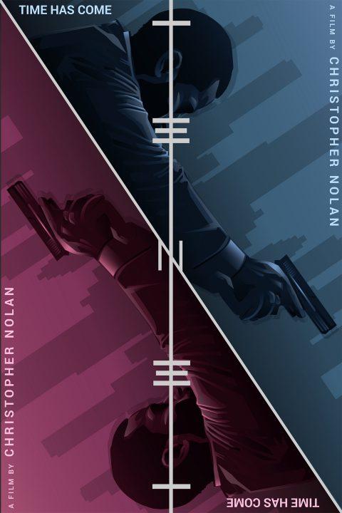 Tenet Poster v2