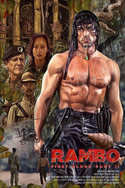 Rambo, First Blood Part II