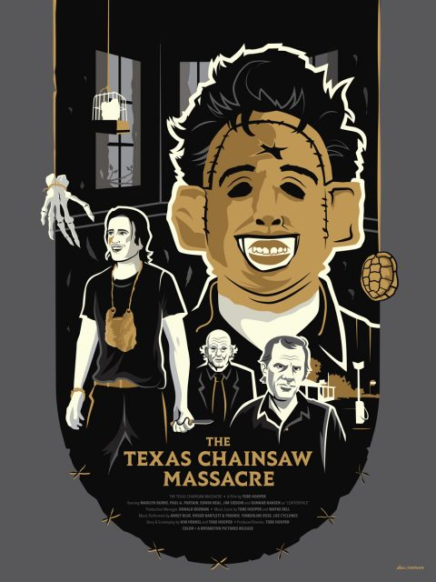 The Texas Chainsaw Massacre  (Crazy 4 Cult, Gallery 1988)