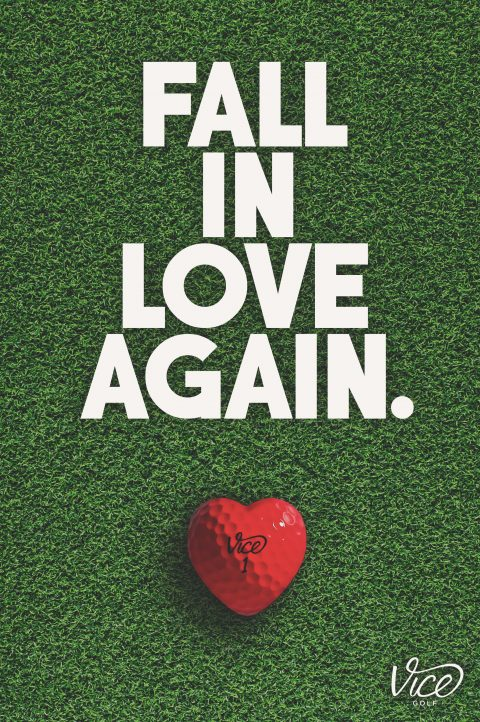 Fall in Love Again.