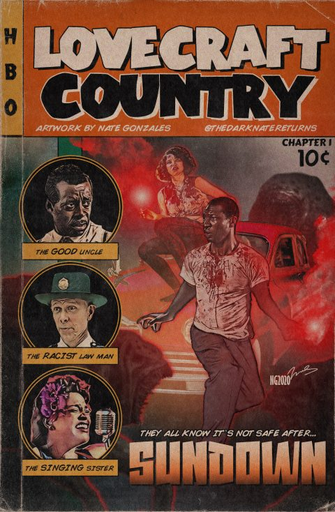 "LOVECRAFT COUNTRY – Episode 1: ""Sundown"""