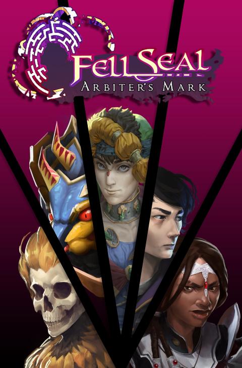 Fell Seal: Arbiter's Mark – Poster 8