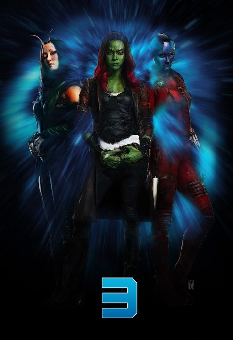 Guardians of the Galaxy, 3