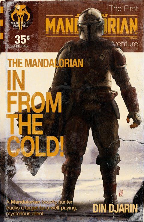 The Mandolorian Pulp v.1