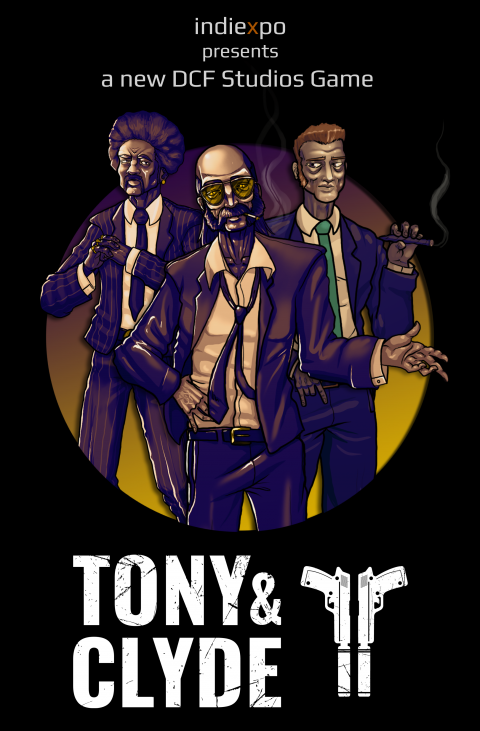 Tony & Clyde – Poster 1