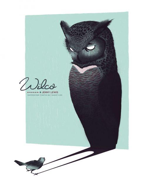Wilco + Jenny Lewis — Seattle, WA
