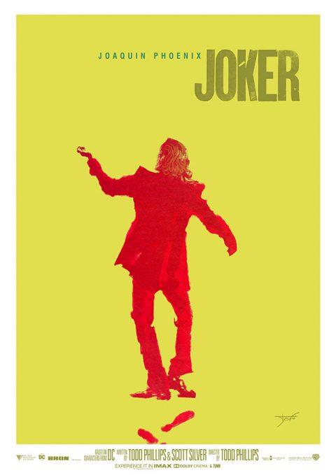 Joker (2019) / Alternative Movie Poster
