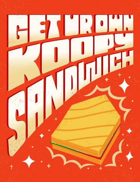 Koopy Sandwich