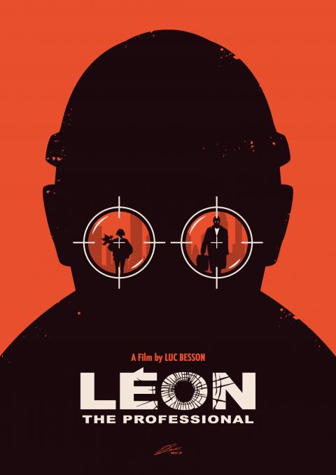 LEON Poster Art