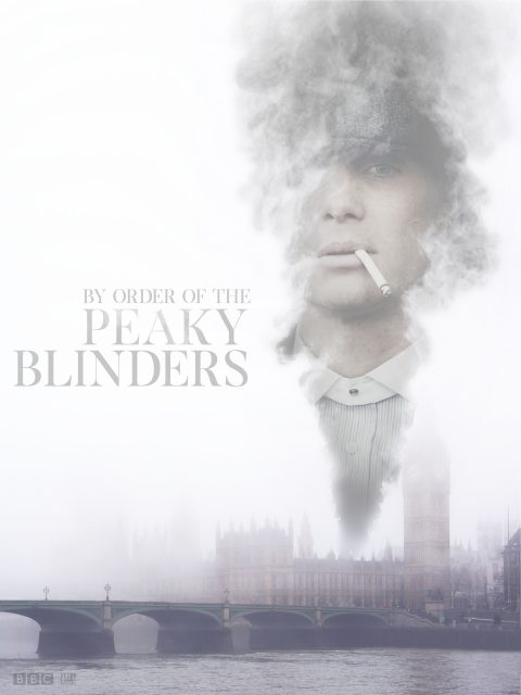 """Peaky Blinders (2013 – Present) """"Tommy Shelby"""""""