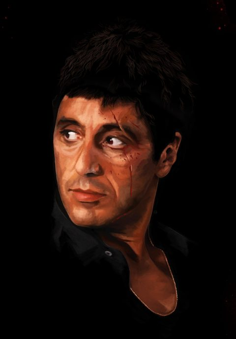 Tony Montana / The World Is Yours