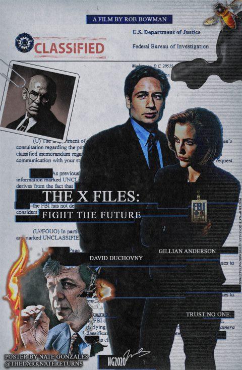 THE X FILES: FIGHT THE FUTURE (1998)