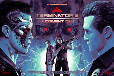 Terminator 2: Judgment Day | 36×24