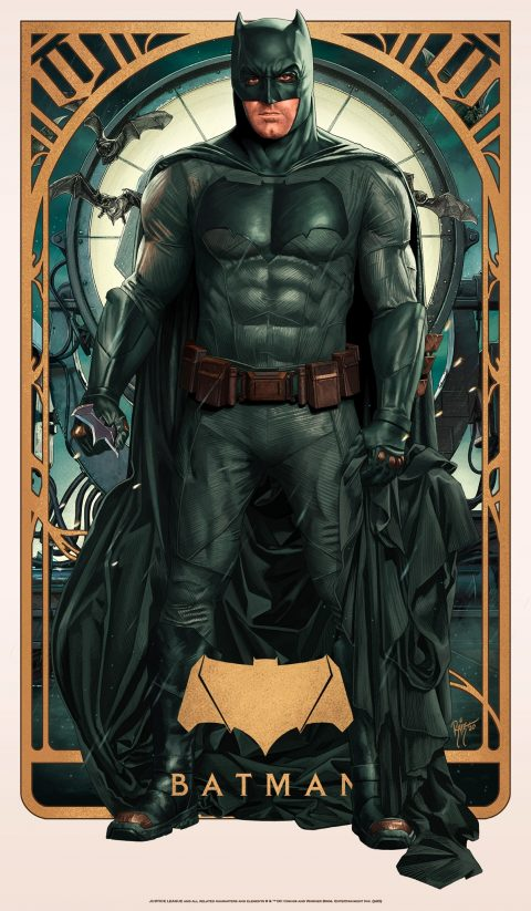 BATMAN – BOTTLENECK