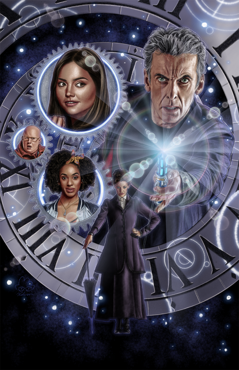 Doctor Who – The 12th Doctor Era