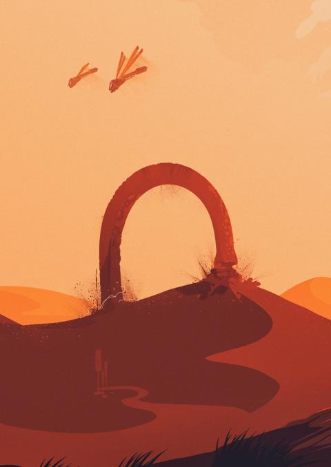 Dune – III