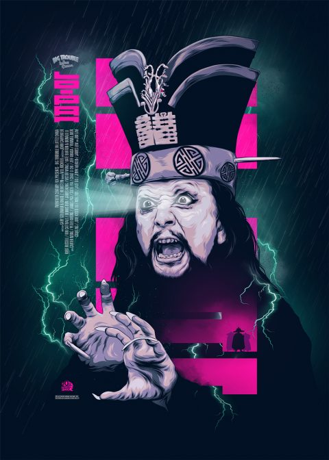 Lo Pan / Big trouble in little China