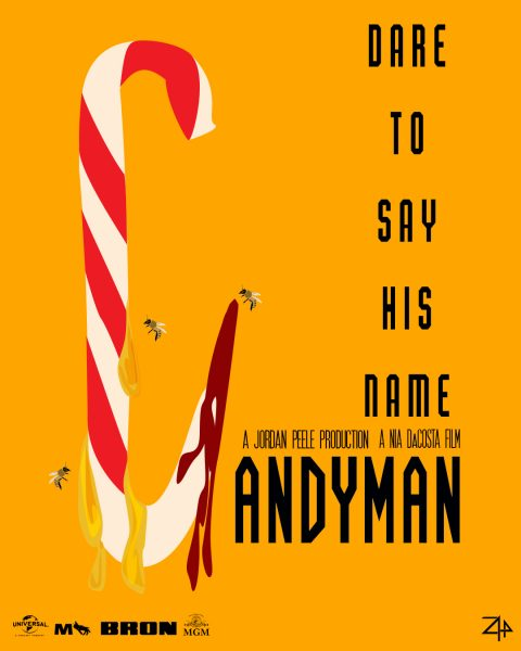 Candyman (2021) Poster by Zyphrr44