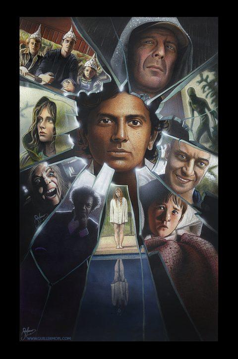 """M. NIGHT SHYAMALAN: THE GLASS FILMMAKER"" (BookCover)"