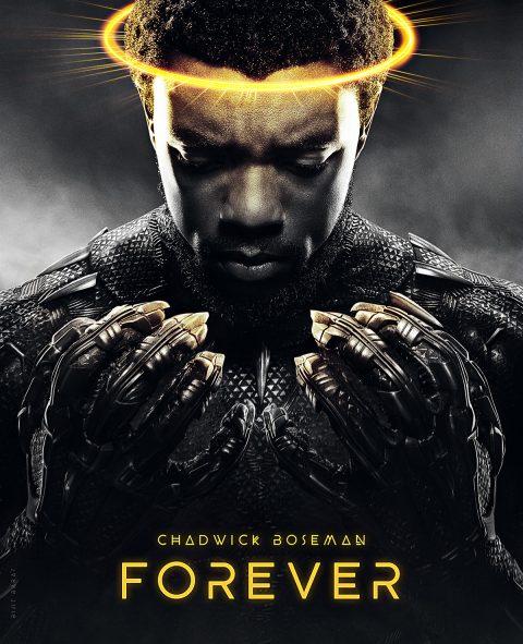 Chadwick Boseman – Forever